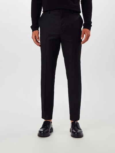 BURTON MENSWEAR LONDON Hose in schwarz, Modelansicht