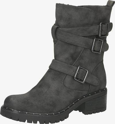 YOUNG SPIRIT Boots in schwarz, Produktansicht