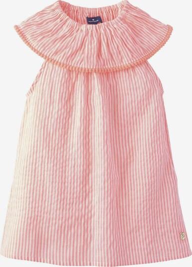 TOM TAILOR Blusen & Shirts Gestreifte Bluse in pink, Produktansicht