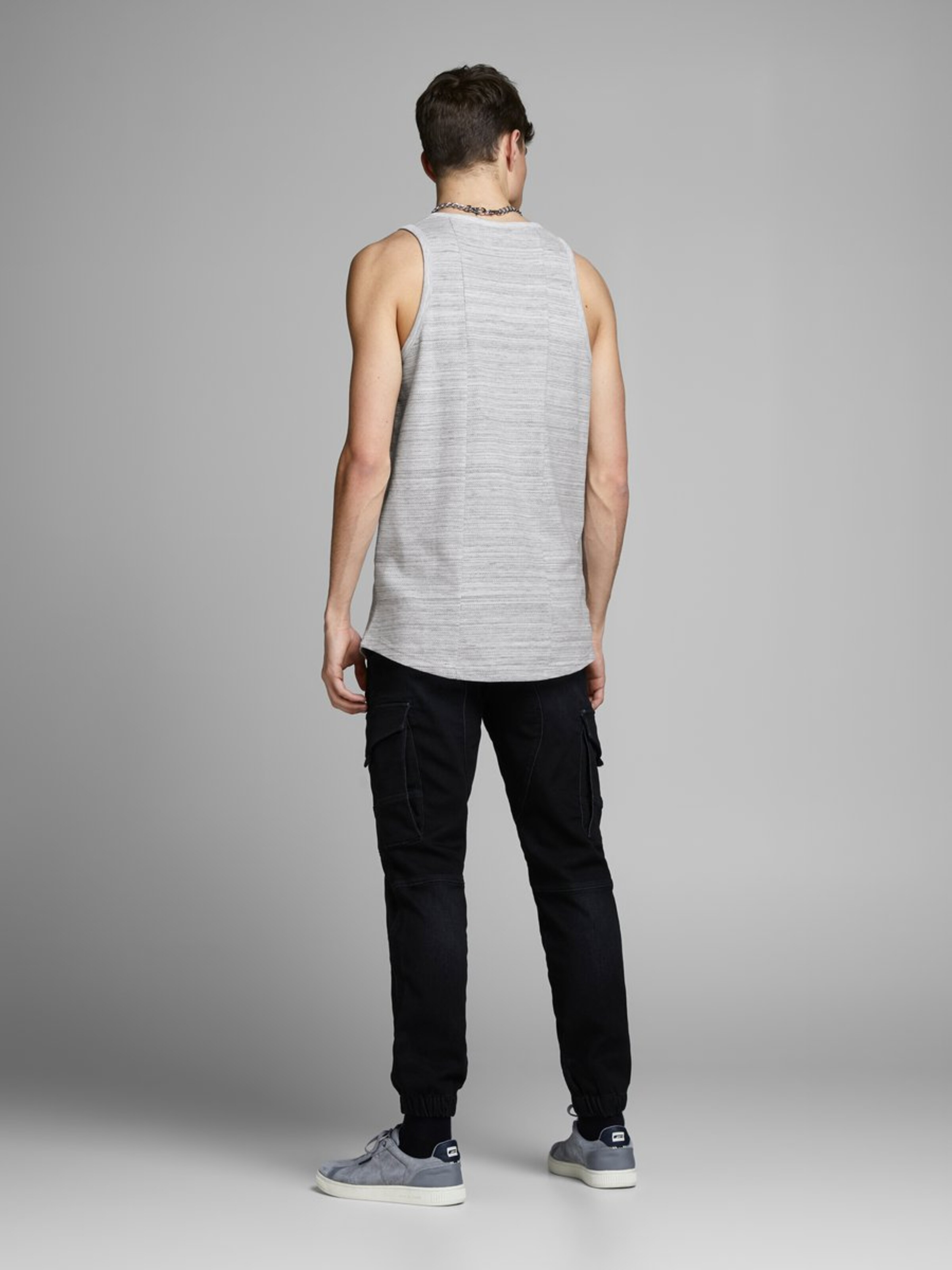 Jones Jackamp; Tanktop Jones In Jackamp; Hellgrau Tanktop eBQrCxdoWE