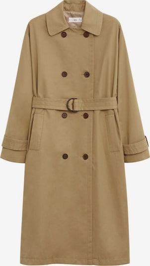 MANGO Přechodný kabát 'magnum' - béžová, Produkt