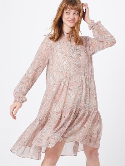 SECOND FEMALE Kleid 'Crayon Short Dress' in rosa, Modelansicht