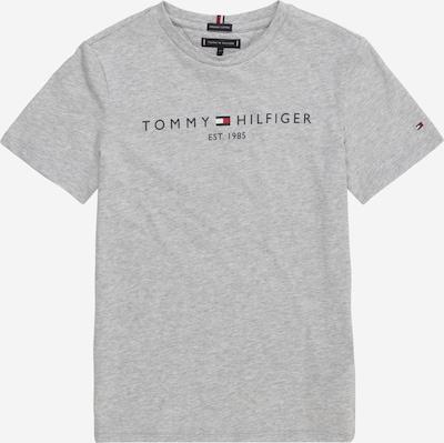 TOMMY HILFIGER Shirt in hellgrau, Produktansicht