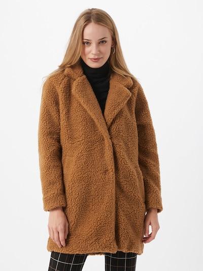 ONLY Mantel 'Aurelia' in braun, Modelansicht