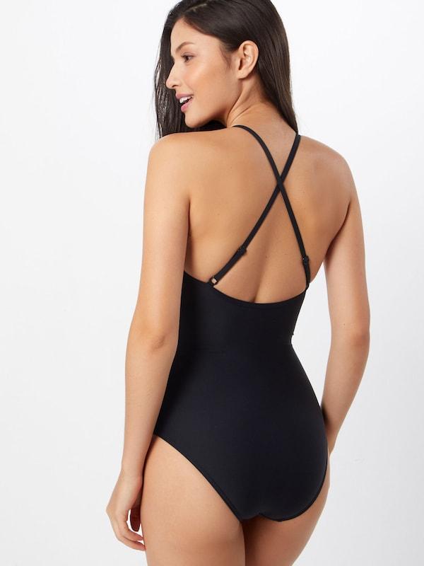 Badeanzug 'Stella' in schwarz    Großer Rabatt 393dfb