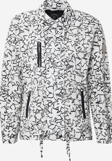 BOGNER Jacke 'SARAH' in schwarz / weiß, Produktansicht