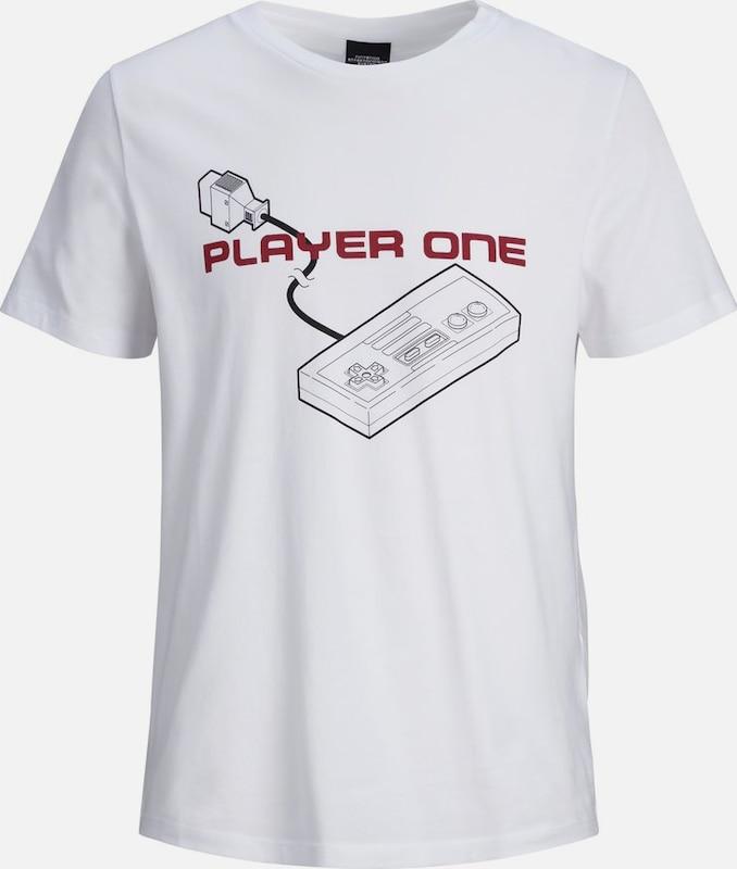 Shirt In Jones 'gaming' Wit Jackamp; Fu1TJc35lK