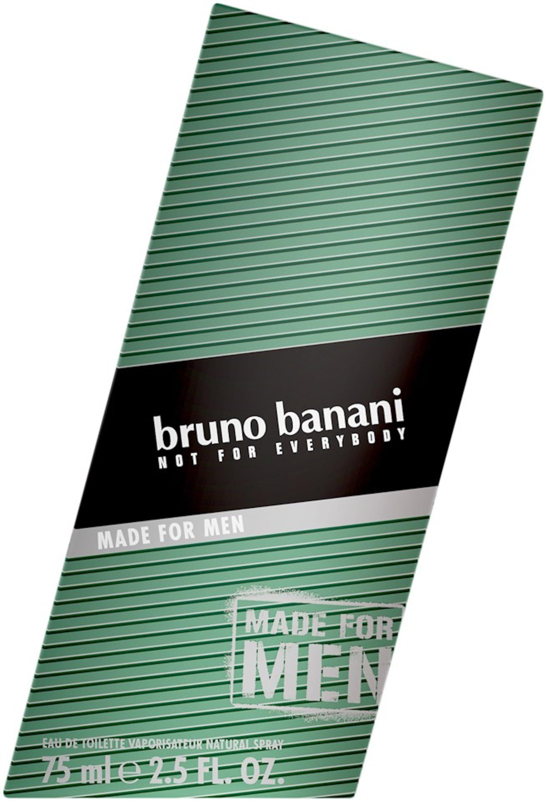 BRUNO BANANI 'Made for Men', Eau de Toilette