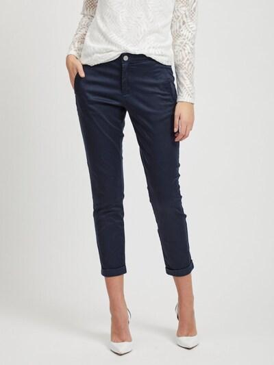 VILA Jeans in dunkelblau, Modelansicht