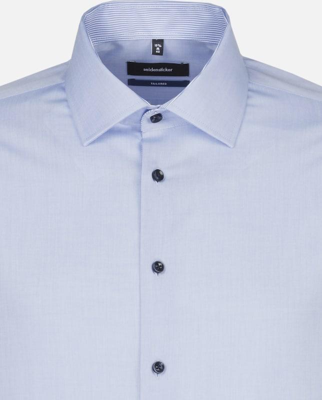 'tailored' City Seidensticker Seidensticker City hemd Hellblau IZBfRvxq