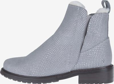 EMU AUSTRALIA Chelsea Boot PIONEER SNAKE in schwarz / silber, Produktansicht