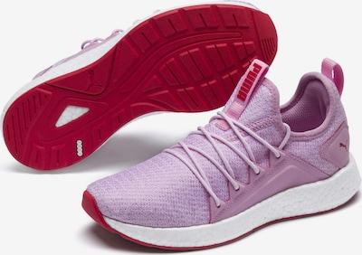 PUMA Laufschuh 'NRGY Neko Knit' in pink / rot, Produktansicht