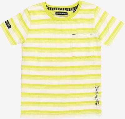 Tricou 'SMALL BOYS T-SHIRT' LEMON BERET pe galben, Vizualizare produs