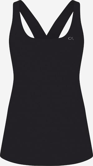 Calvin Klein Top u crna / bijela, Pregled proizvoda