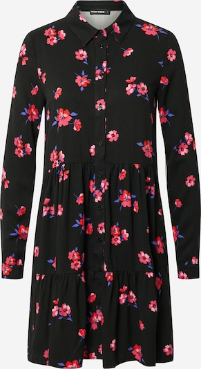 Palaidinės tipo suknelė iš Tally Weijl , spalva - melsvai pilka / rožinė / granatų spalva / juoda, Prekių apžvalga