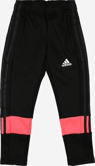 ADIDAS PERFORMANCE Sporthose 'B A.R. 3S Pant' in koralle / schwarz, Produktansicht