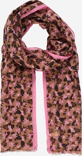 BeckSöndergaard Tuch 'Loon Cia' in grün / pink / schwarz, Produktansicht