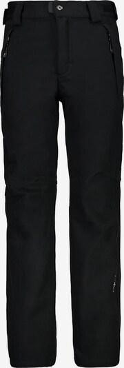 CMP Softshell Hose in schwarz, Produktansicht