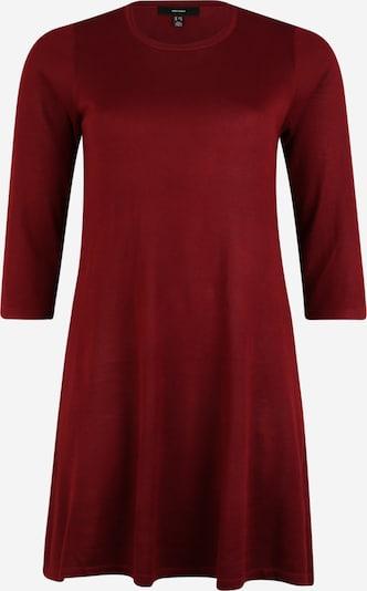 Abito 'Felicity' Vero Moda Curve di colore rosso vino, Visualizzazione prodotti