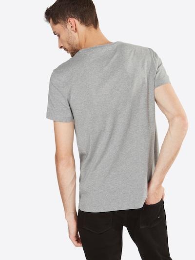 TOMMY HILFIGER Shirt in hellgrau: Rückansicht