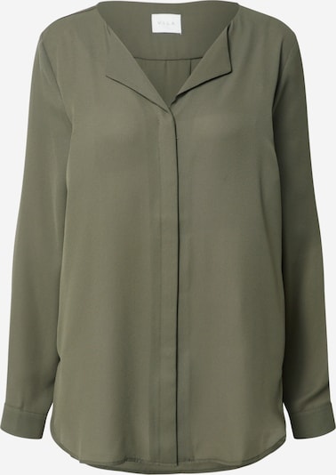 VILA Blouse in dark green, Item view