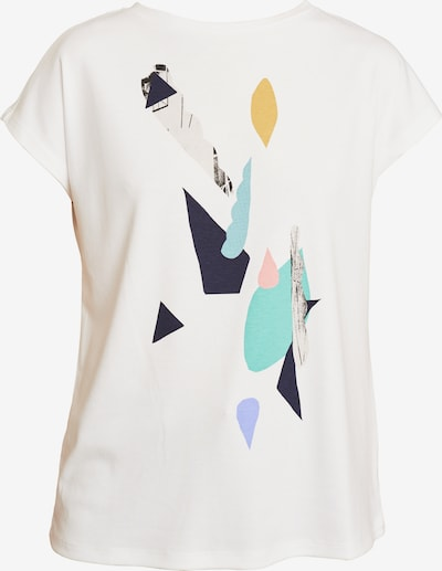 ECHTE T-Shirt in weiß, Produktansicht