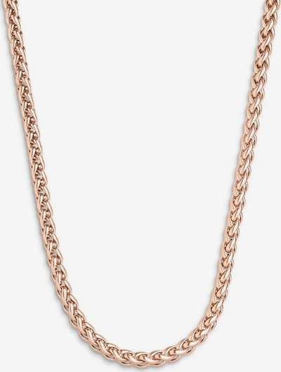 XENOX Kette 'Urban Jungle, X6485R/48, X6485R/90' in rosegold, Produktansicht