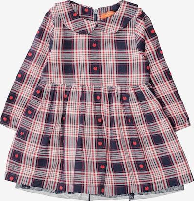STACCATO Kleid in navy / hellpink / dunkelpink, Produktansicht