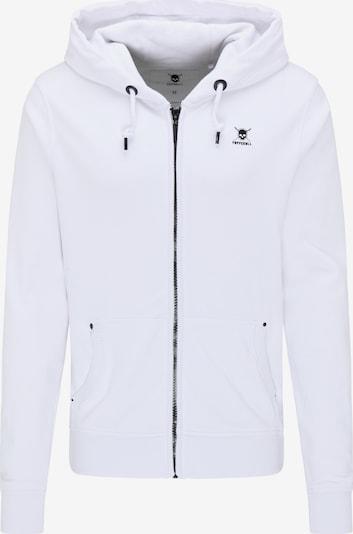 TUFFSKULL Sweatvest in de kleur Wit, Productweergave