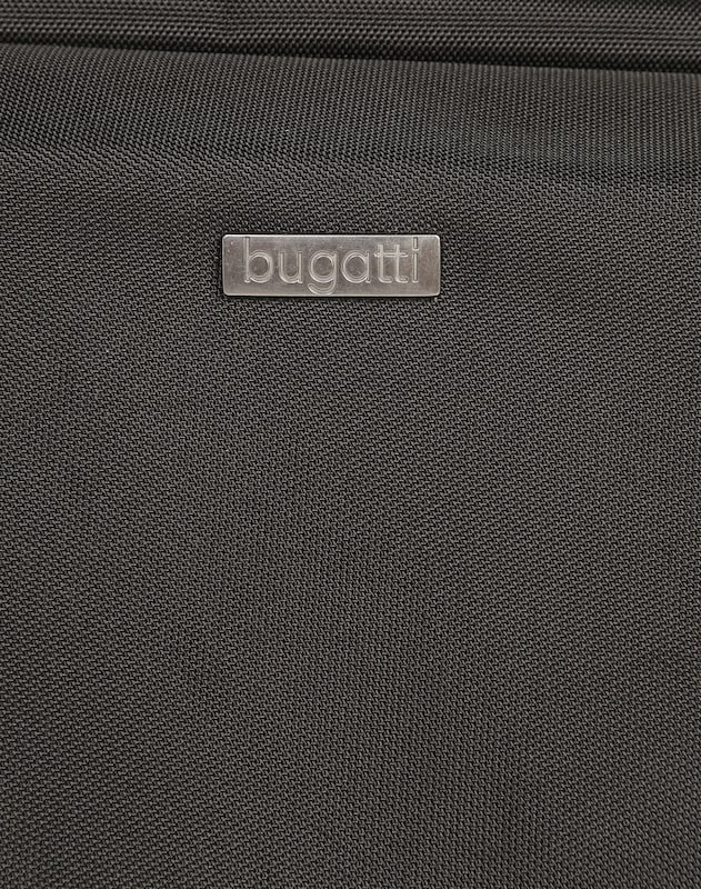 bugatti Nylon-Schultertasche 'Contratempo'