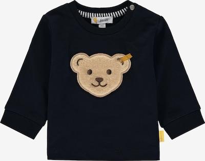 STEIFF Sweatshirt in dunkelblau / braun, Produktansicht