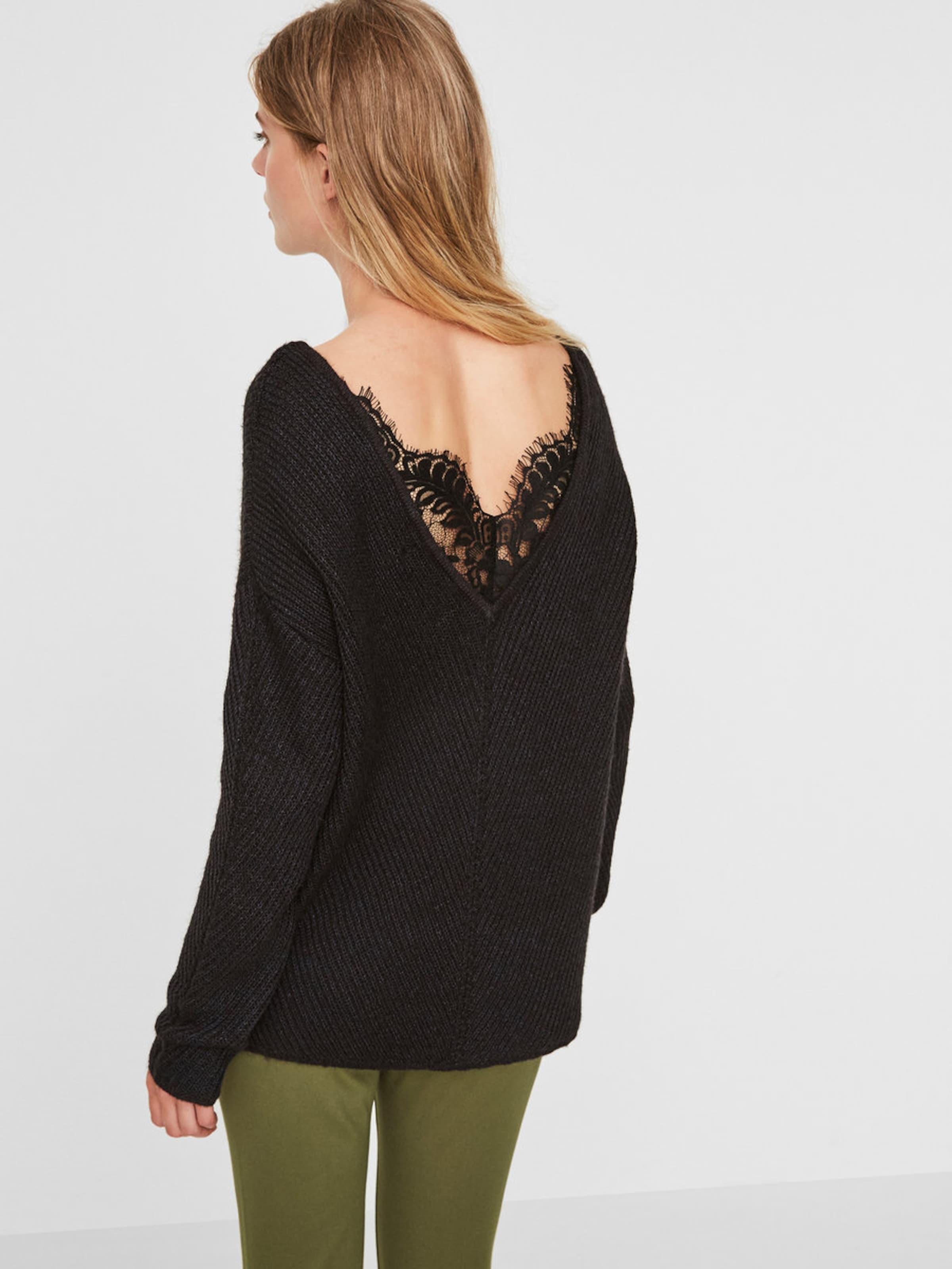 VERO MODA Spitzen-Pullover 100% Authentisch Zu Verkaufen Günstiger Preis Auslass Verkauf GnhN89KF