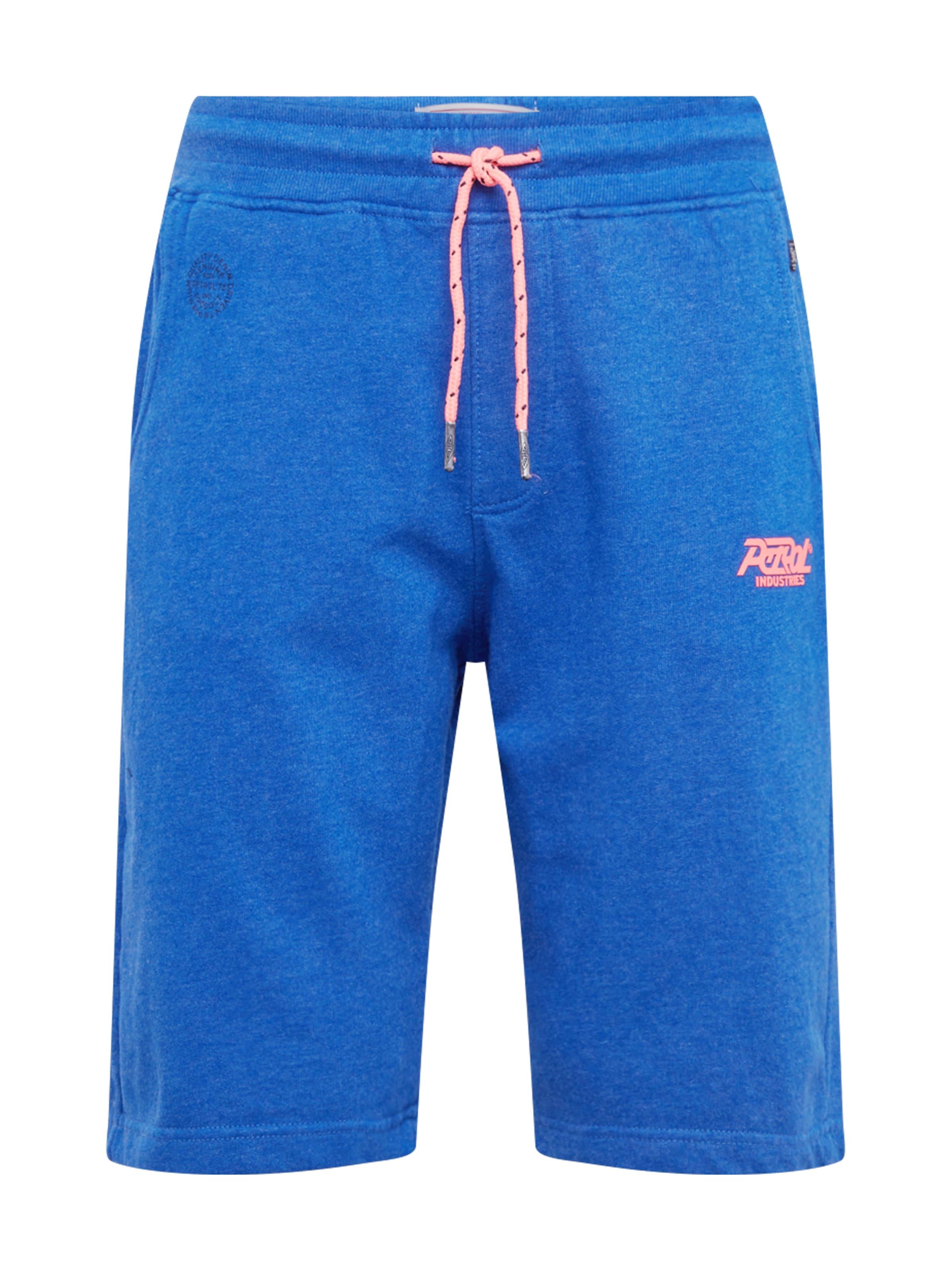 En Industries Petrol Petrol Pantalon Pantalon BleuOrange BleuOrange Industries En 80vmNwOnyP