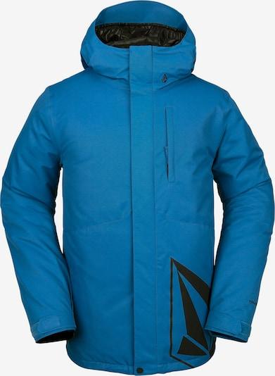 Volcom Sportjas '17Forty Insulated' in de kleur Hemelsblauw / Zwart, Productweergave