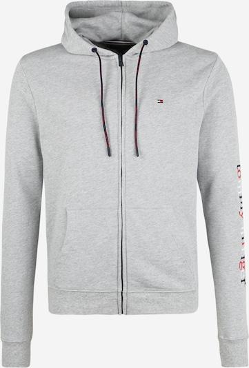 Tommy Hilfiger Underwear Pyjama lang in de kleur Grafiet / Rood / Zwart / Wit, Productweergave