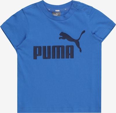 PUMA Shirt in blau, Produktansicht