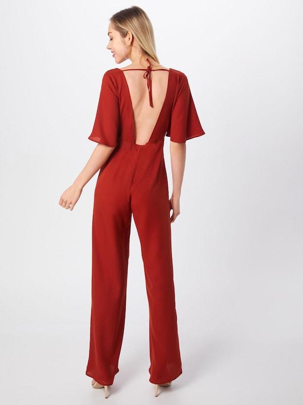 En 'dreamer' Combinaison Fashion Union Rouge SMzVUpqG