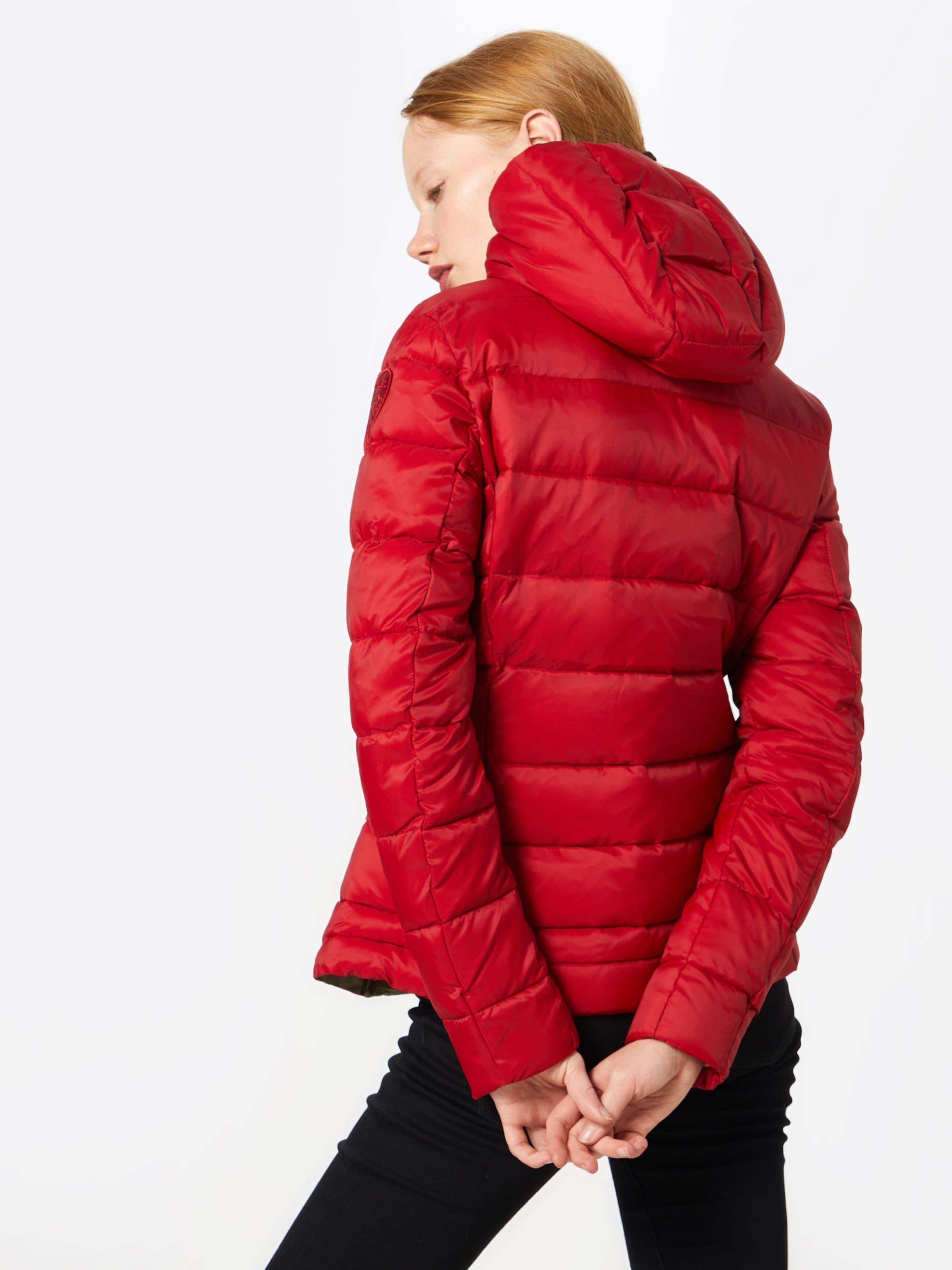 Veste Blauer usa Rouge D'hiver En OvNnm80w