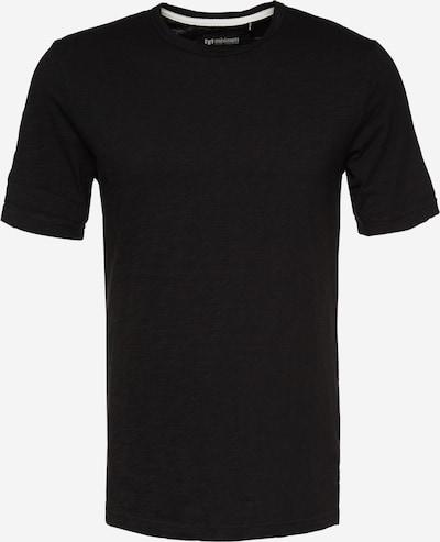minimum Shirt 'delta' in schwarz, Produktansicht