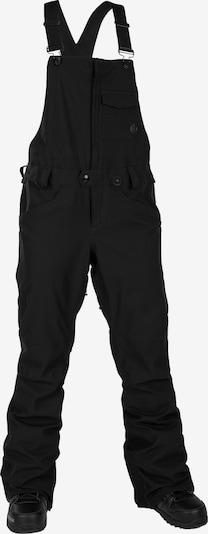 Volcom Snowboardhose 'Swift Bib' in schwarz, Produktansicht