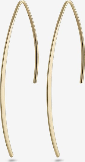 Pilgrim Ohrringe 'Agatha' in gold, Produktansicht