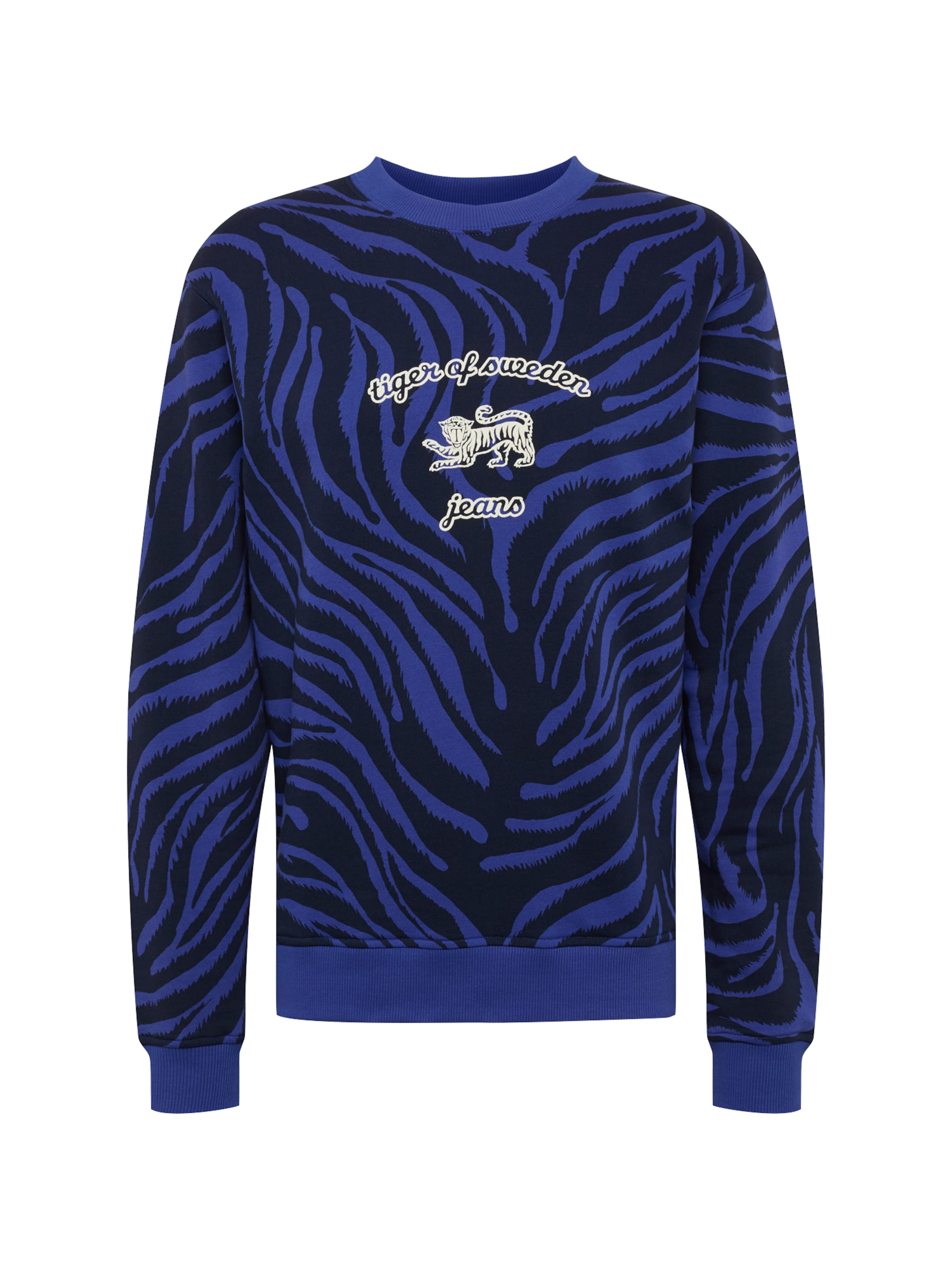 Blanc Bleu Sweat Sweden shirt 'tana T' Tiger En RoiNoir Of W2Ie9bDHEY