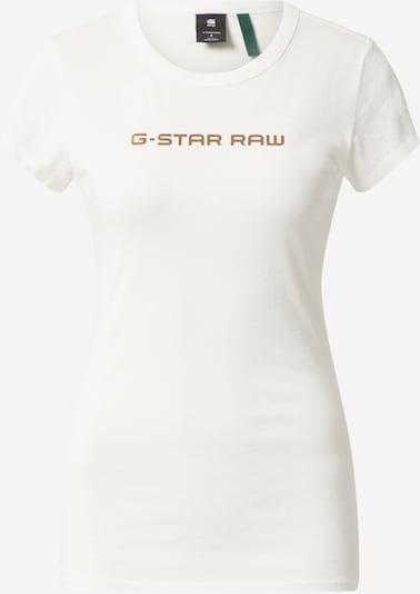 G-Star RAW Tričko - biela, Produkt