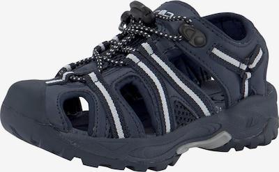 CMP Sandale 'AQUARII' in navy / schwarz / weiß, Produktansicht