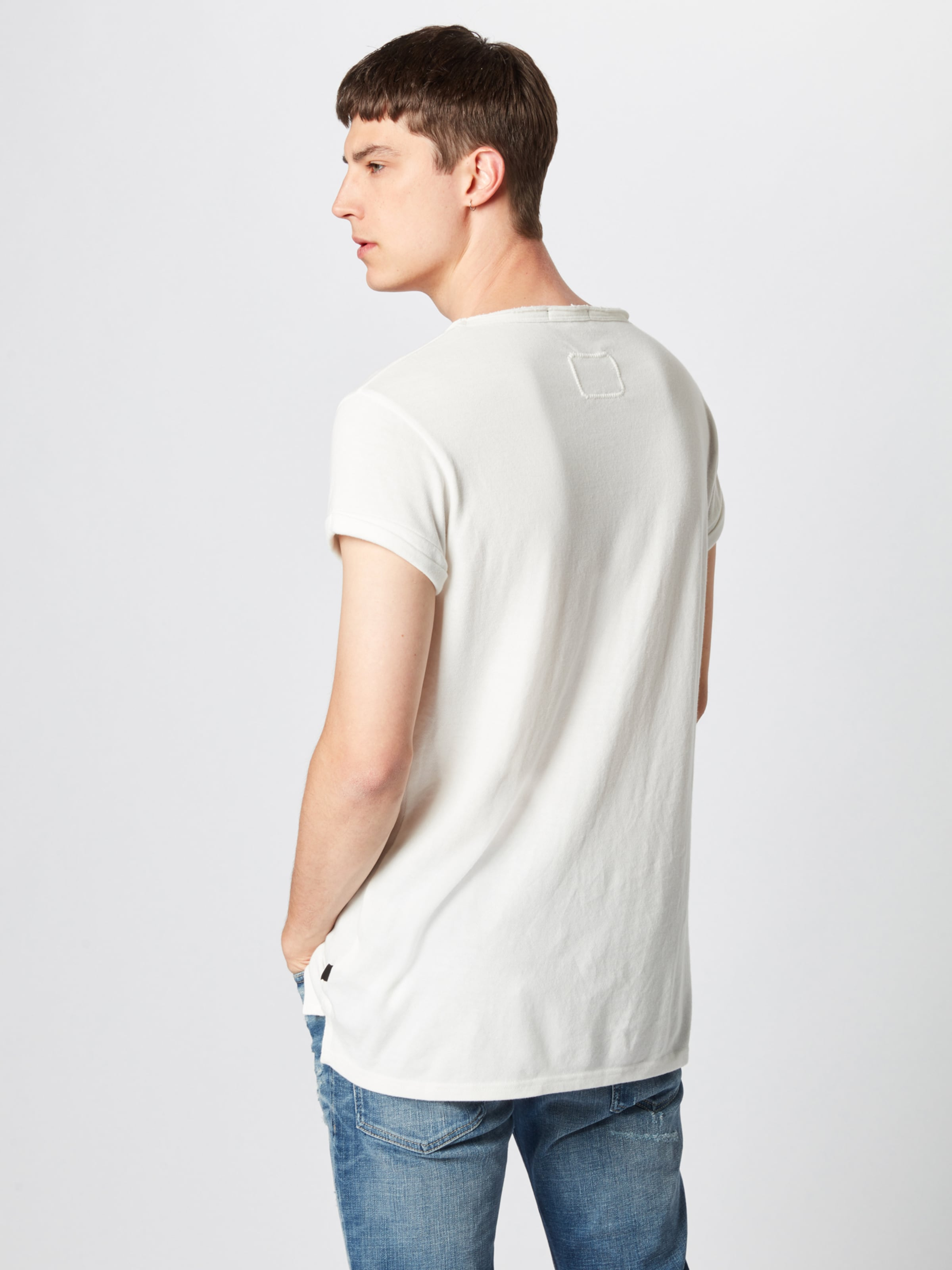 Shirt In Weiß 'maurice' Tigha 0O8wPkNnX