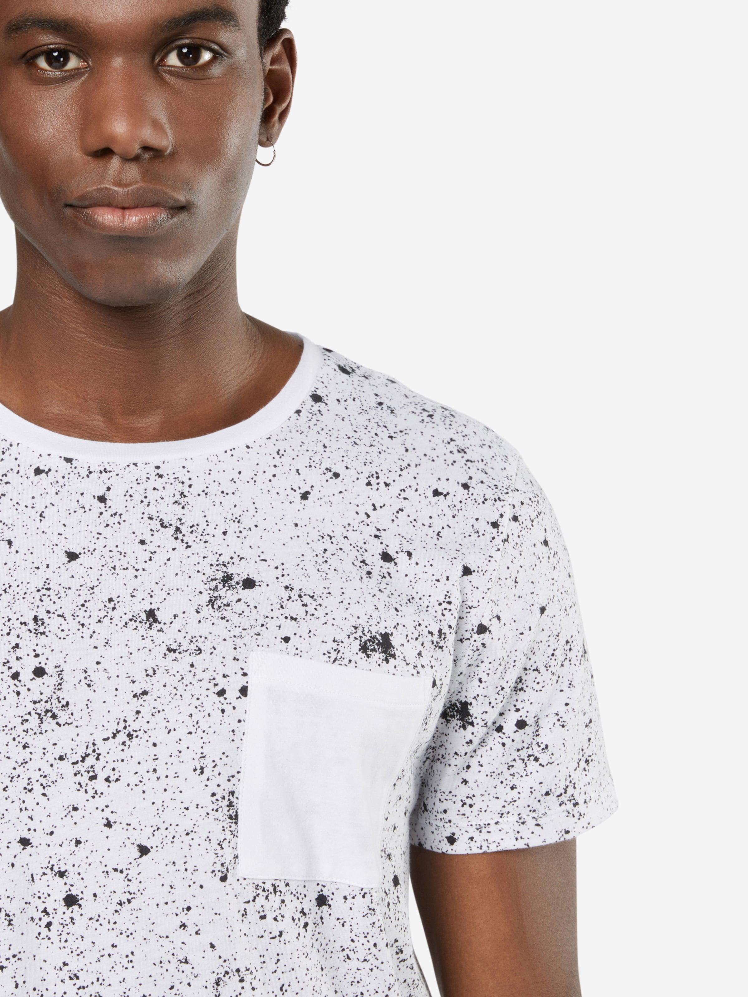 TOM TAILOR DENIM T-Shirt 'crewneck galaxy print' 2018 Neueste Online Rabatt Billigsten Erkunden Günstigen Preis bpYs4LG