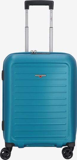 Hardware Trolley 'Impact' in de kleur Turquoise / Donkergrijs, Productweergave