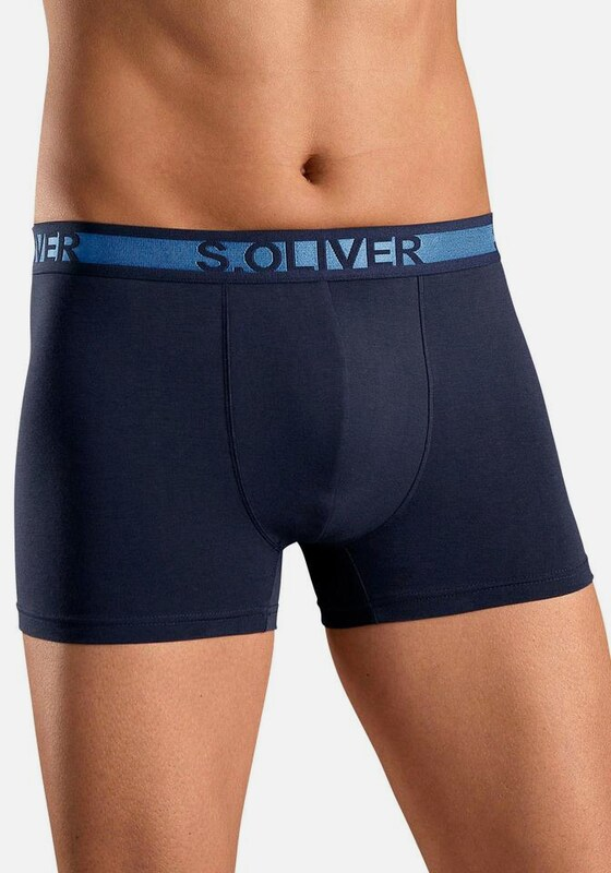 s.Oliver RED LABEL Boxershorts 3er Pack