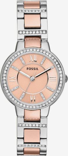 FOSSIL Quarzuhr 'VIRGINIA, ES3405' in rosegold / silber, Produktansicht