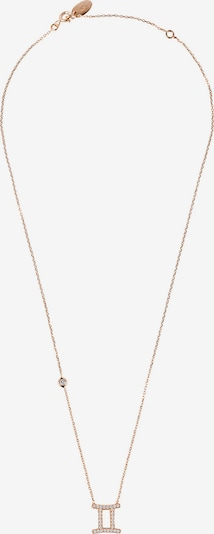 Latelita Kette in rosegold / weiß, Produktansicht